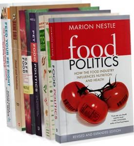 Marion Nestle - food politics