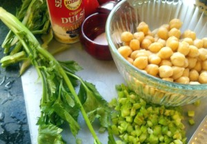 Vegan Tuna Ingredients