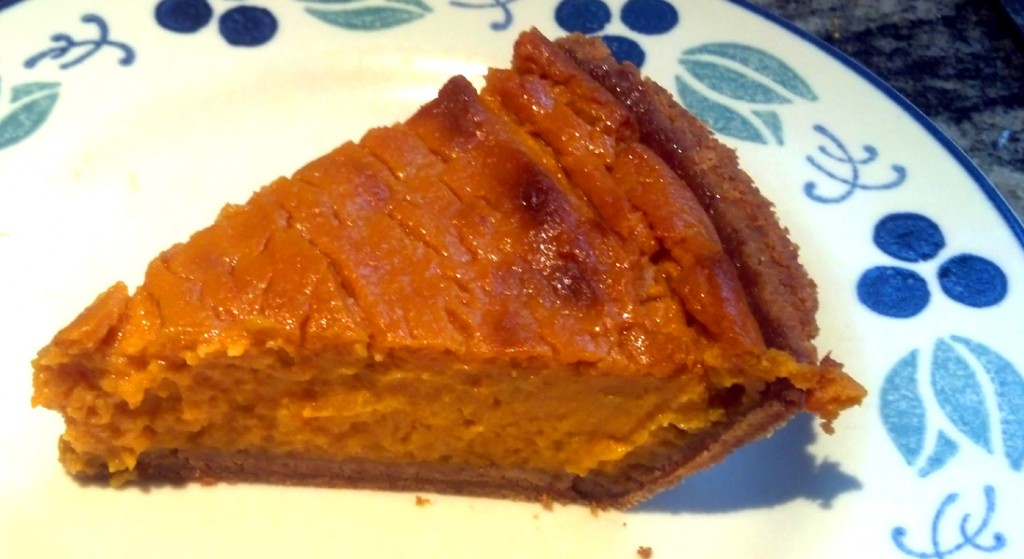 Thanks So Much! Sweet Potato Pie – No Eggs, No Dairy, No Problem