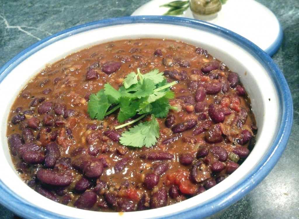 Kidney Comfort: Hearty Rajma for a Cold Wet Winter