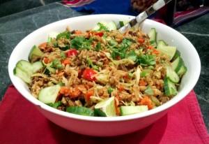 Nasi Goreng Rice Bowl