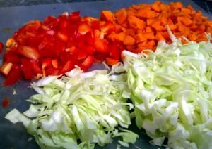 Nasi Goreng Veggies