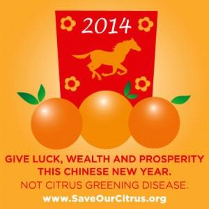 Citrus Safety USDA Campaign