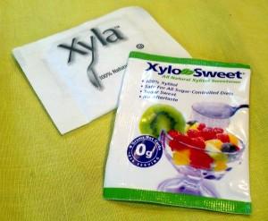 Xylitol sweeteners