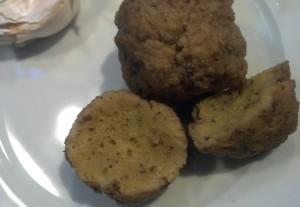 Cooking Vegan Meatballs