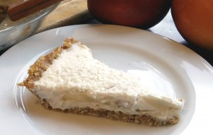 Coconut Banana Creme Pie Single Slice