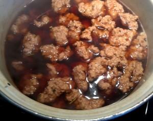 Seitan Cooking