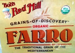 Farro Bag Close Up