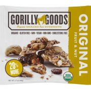 Gorilly Goods Bars