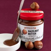 Vegan Hazelnut Butter